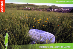 Cybercantal T�l�centres