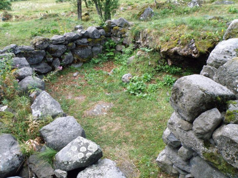 Cases de Cotteughes (Bois du Marilhou) Cr�dit : Thomas DARNIS