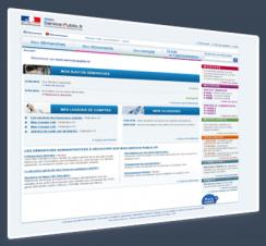 """Ouverture de la nouvelle version de """"mon.service-public.fr"""""""