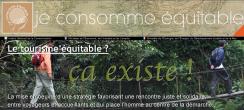Ouverture du site www.jeconsommeequitable.fr