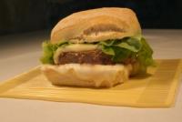 Lancement du Big Bougnat, le hamburger 100% Auvergnat