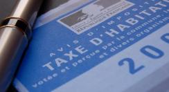 Taxe d'habitation : paiement jusqu'au 15 novembre