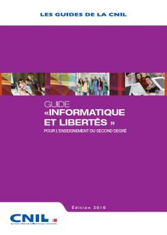La CNIL publie un guide à l'intention des chefs d'établissement.