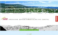 Les Archives du Cantal mettent un tigre dans leur moteur (de recherche)