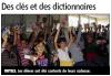 La Montagne du 22 octobre 2011 : Des clés et des dictionnaires – Saint-Mamet
