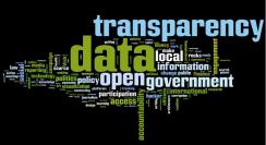 Les Français, l'e-administration, l'enregistrement de données personnelles en ligne et l'Open Data