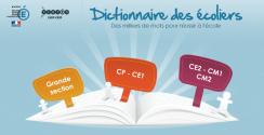 CNDP : le dictionnaire des écoliers en ligne