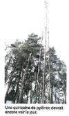 L'Union du Cantal du 8 février 2012 : Téléphonie mobile, ouverture des sites de Madic et Deux-Verges – Cantal.