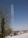 Le Réveil Cantalien du 10 février 2012 : Phase complémentaire de couverture en téléphonie mobile. Ouverture des sites de Madic et Deux-Verges - Cantal.