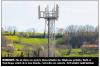La Montagne du 6 mars 2012 : Téléphonie – Les sites de Madic et Deux-Verges opérationnels – Deux nouveaux relais mis en service.