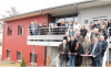 L'Union du Cantal du 7 mars 2012 : Une maison communautaire qui sert un large éventail de services au public – Saint-Mamet.
