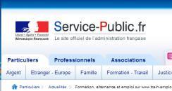 Lignes électriques : ouverture du service internet «info travaux» de RTE