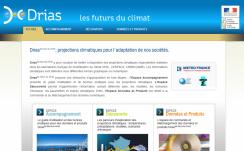 Les futurs du climat sur www.drias-climat.fr