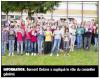 La Montagne du 4 octobre 2012 : Les élèves ont reçu un cadeau de rentrée – Murat