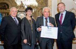 Le Département du Cantal Lauréat du Prix TERRITORIA 2012