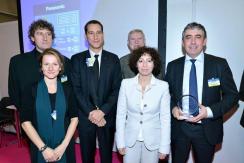 """Le Conseil Général du Cantal est lauréat du Grand Prix Educatice pour son projet """"Collège Numérique Rural""""."""