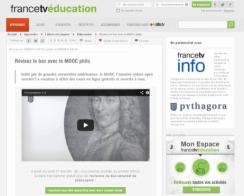 Révisez le bac avec le MOOC philo.