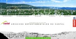 Plusieurs dizaines de milliers d'images supplémentaires disponibles sur www.archives.cantal.fr : de quoi occuper un printemps pluvieux !