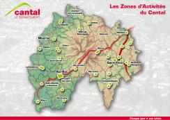 Observatoire des Zones d'Activités du Cantal