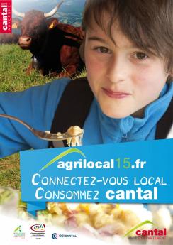 Lancement de la plate-forme Internet Agrilocal15