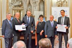 Le Conseil Général du Cantal récompensé pour son projet Cantal Mobilis.