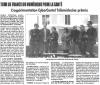 La Dépêche d'Auvergne - 28 novembre 2014 - Tour de France du numérique pour la santé : L'expérimentation CyberCantal Télémédecine primée