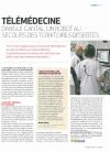 Mutuelle Nationale des Hospitalier - mai 2015 - Dans le Cantal, un robot au secours des territoires désertés.
