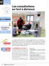 id EFFICIENCE Territoriale de décembre 2015 : Les consultations se font à distance