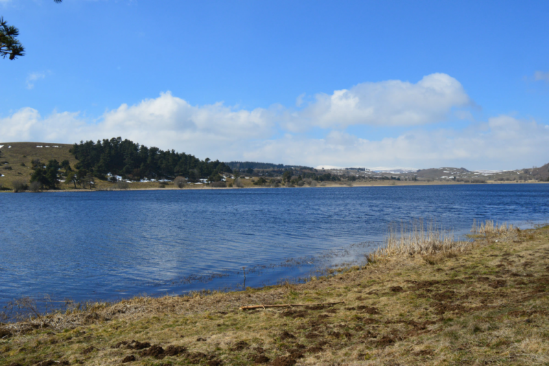 Le Lac du Pêcher, Crédit : cbeaudrey