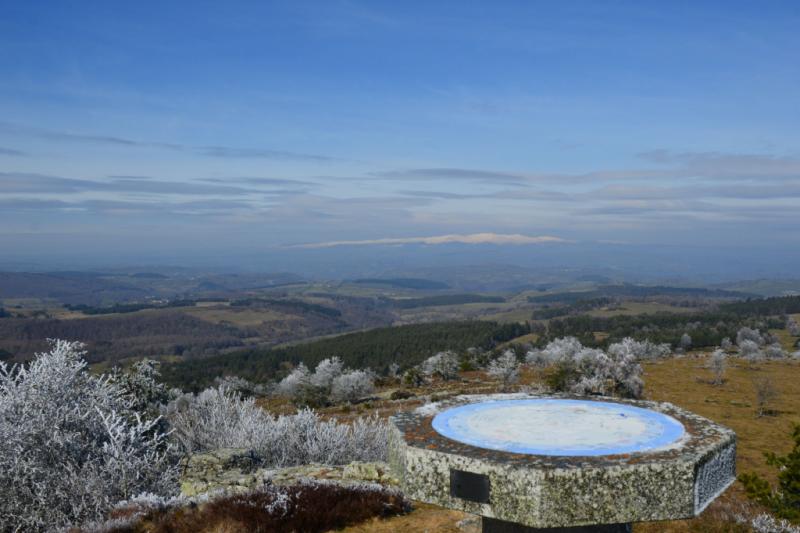 Le Puy de la Tuile, Crédit : cbeaudrey