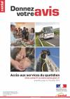 Acc�s aux services : donnez votre avis !