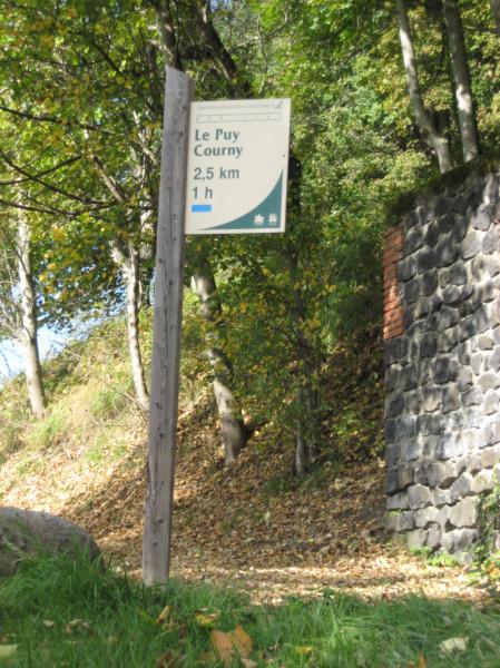 Puy Courny Crédit : CD15
