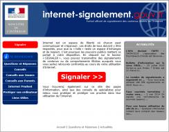 www.internet-signalement.gouv.fr