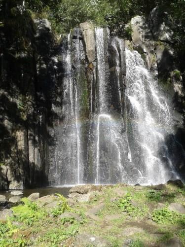 La cascade de la Terrisse, commune de Vèze,  Crédits : CD15-BBT