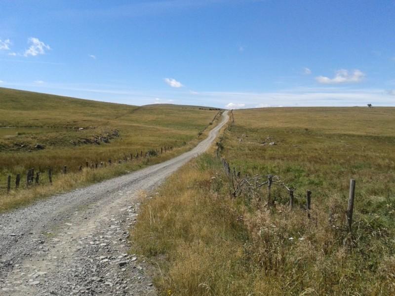 Route des Montagnes de Collandres à Trizac, un must en VTT,  Crédits : CD15-BBT