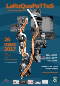 Course hors stade Laroquapattes - 6ème édition