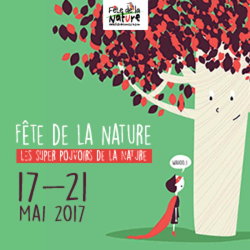 """Fête de la Nature sur le site ENS du Marais du Cassan et de Prentegarde : """"les super pouvoirs du marais"""""""
