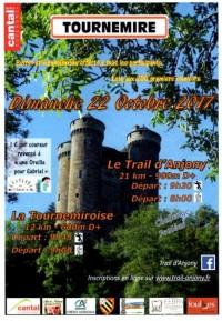 Course hors stade - Trail d'Anjony 5ième édition