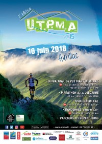 Course hors stade - UTPMA Ultra Trail du Puy Mary