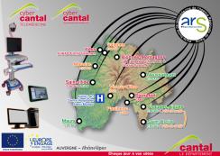 CyberCantal Télémédecine Mobilité